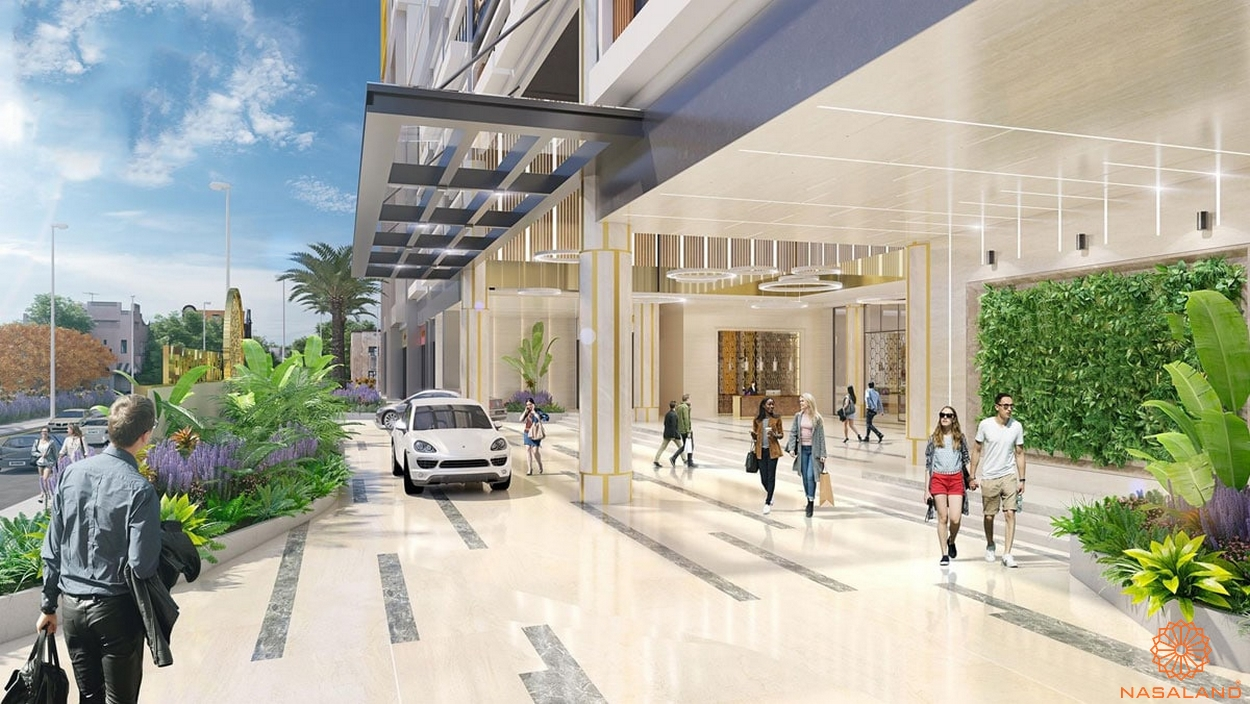 Hưng Lộc Phát Complex tiện ích tại dự án bình chánh