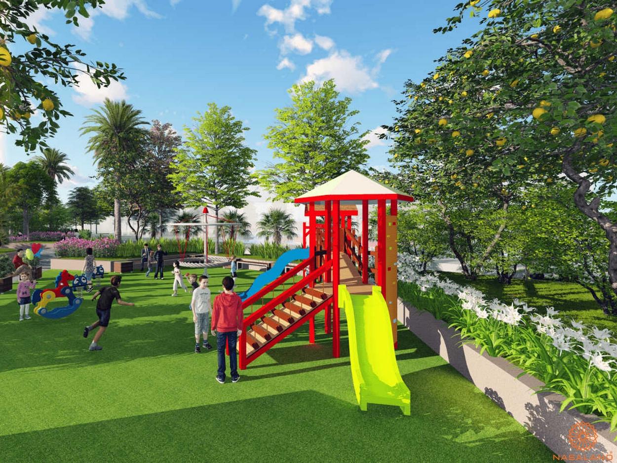 công viên tại Tiện ích tại dự án Nine South Estates