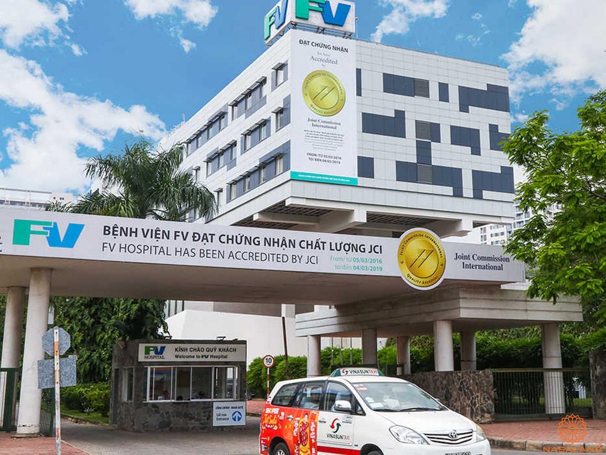 bệnh viện Tiện ích ngoại khu tại Nine South Estates