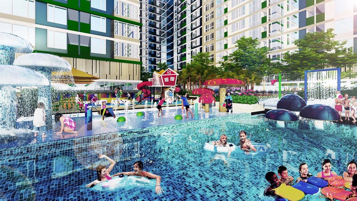 Tiện ích nội khu dự án căn hộ Topaz Elite quận 8