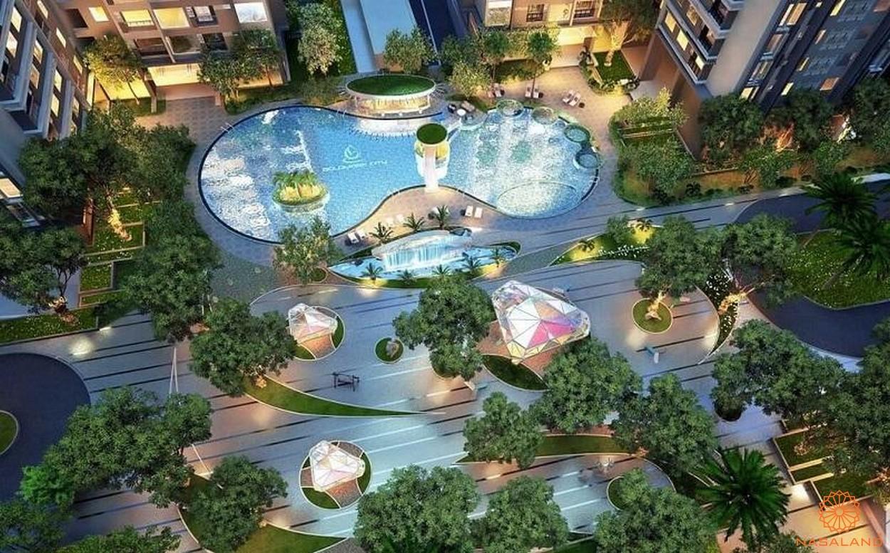 Tiện ích dự án căn hộ TNR Viva Panorama quận 7