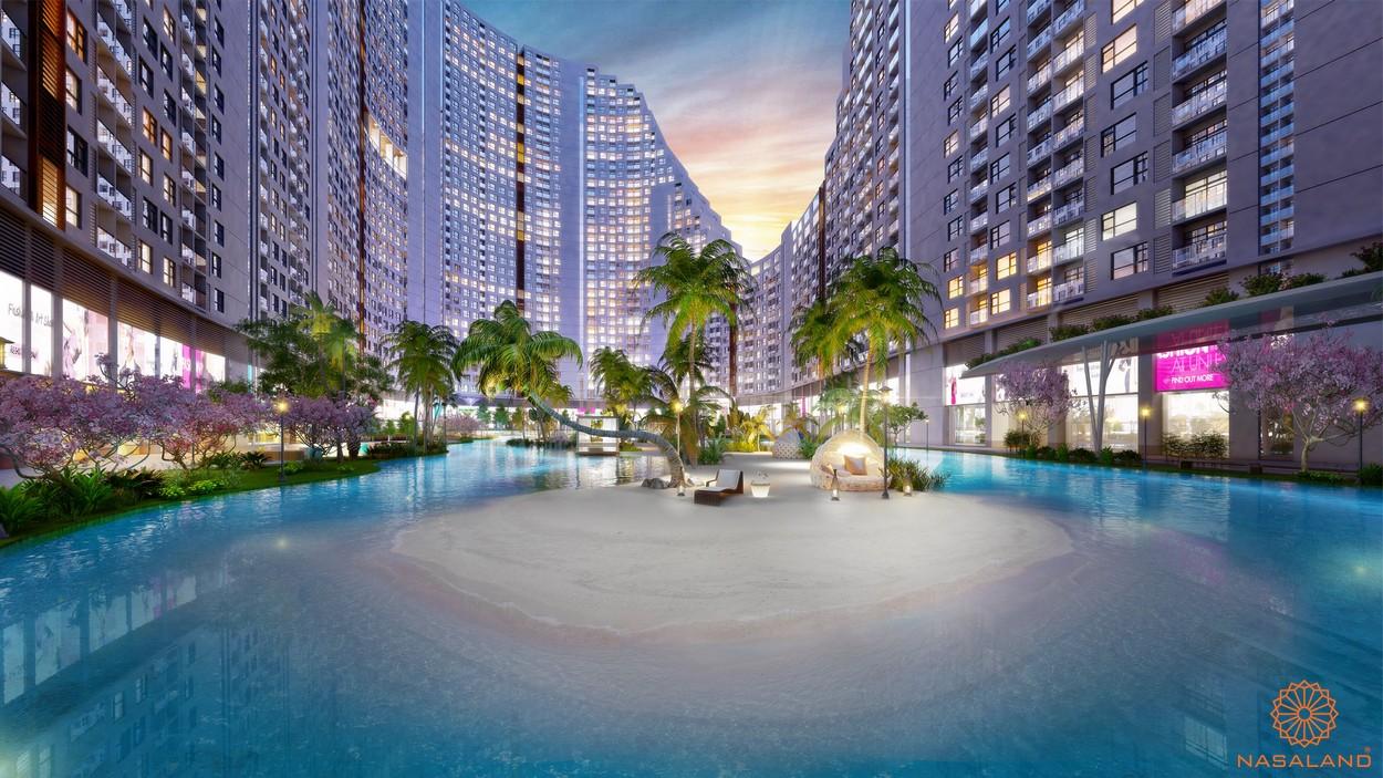 Tiện ích nội khu dự án căn hộ River City