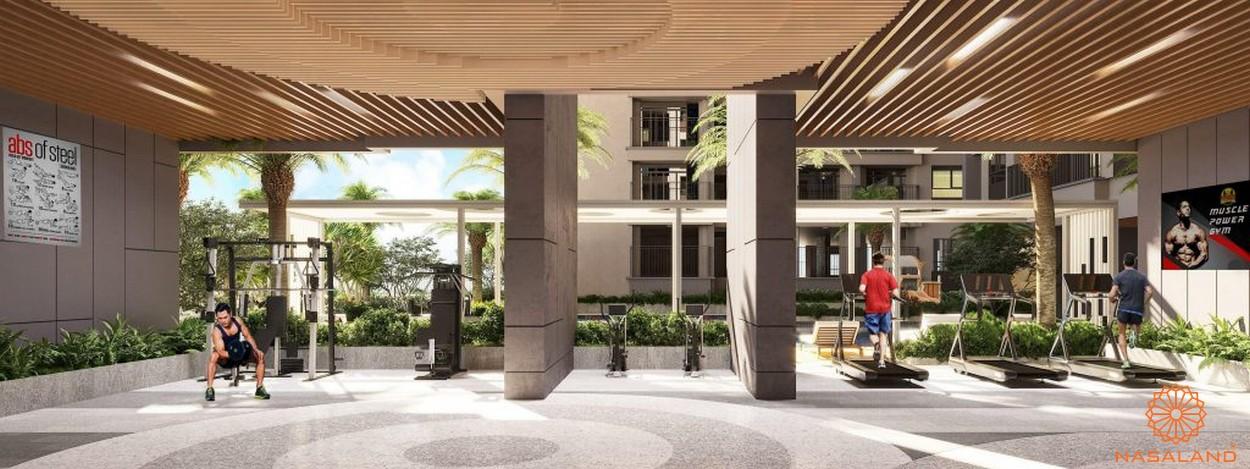 Tiện ích dự án căn hộ Phú Đông Sky Garden Bình Dương - Phòng Gym