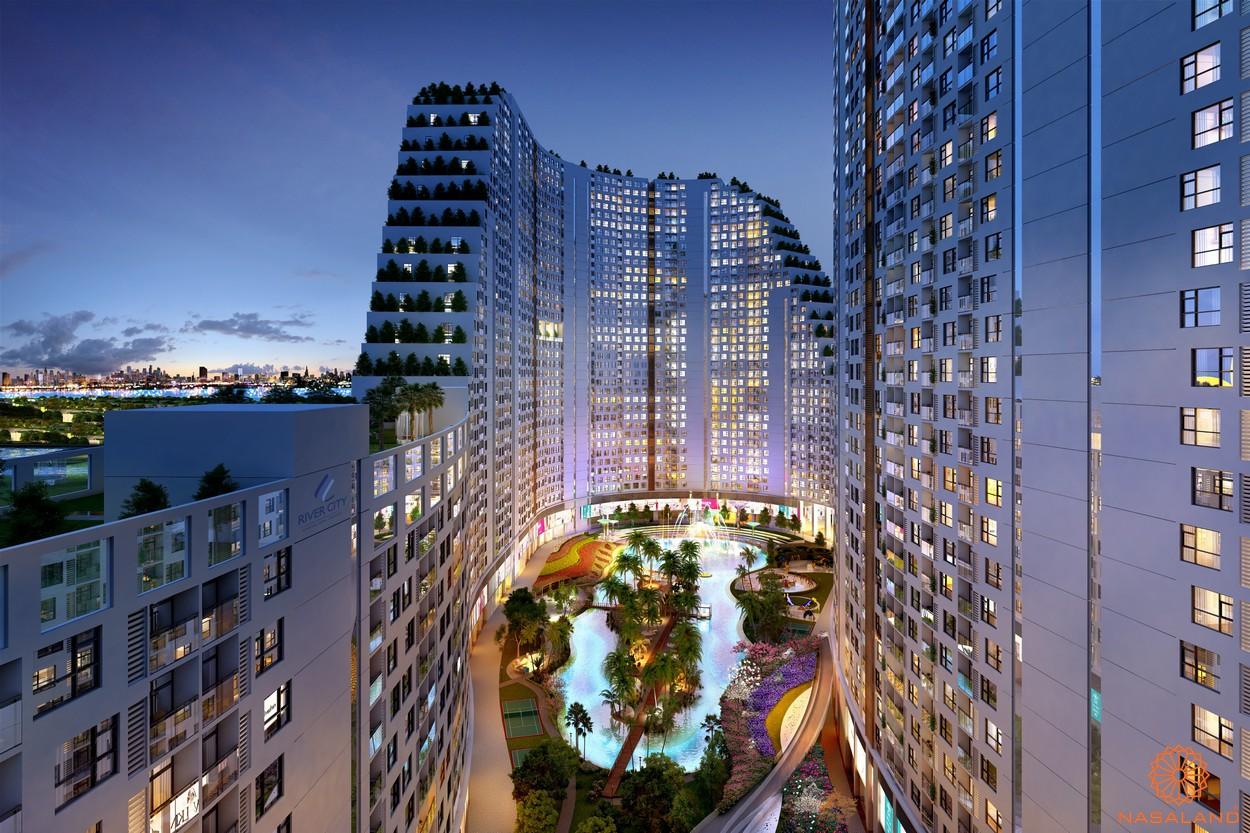 Tiện ích dự án căn hộ River City