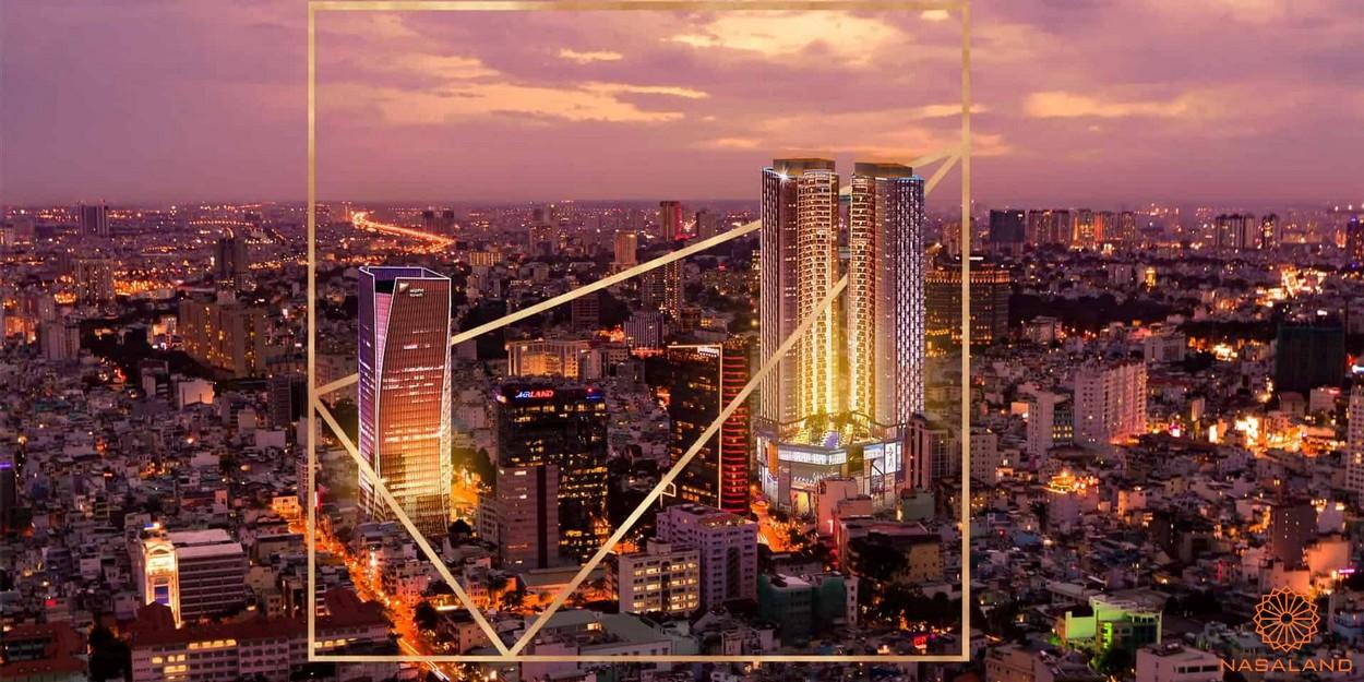 Dự án Alpha City do Masterise Group đầu tư
