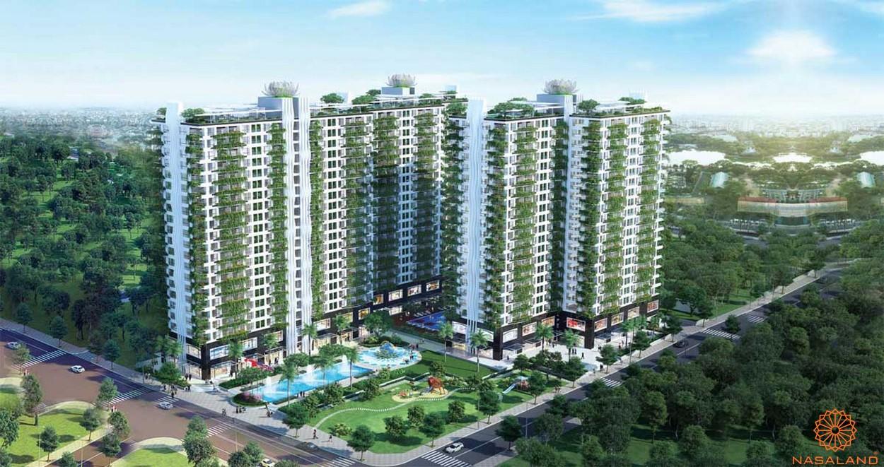 các dự án căn hộ Tân Phú