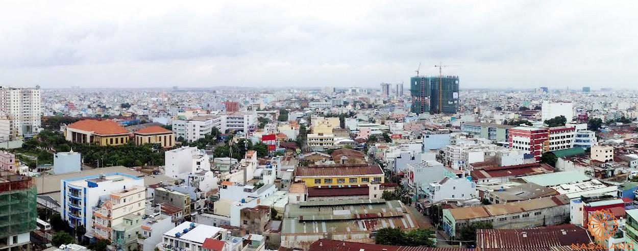 Căn hộ Tân Phú tổng quan thị trường bất động sản