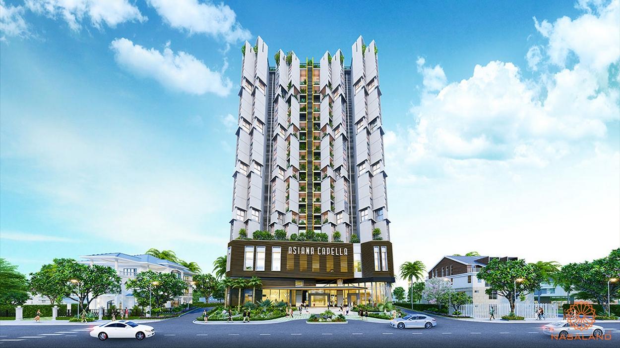 Chủ đầu tư dự án căn hộ chung cư Asiana Summer City Quận 12