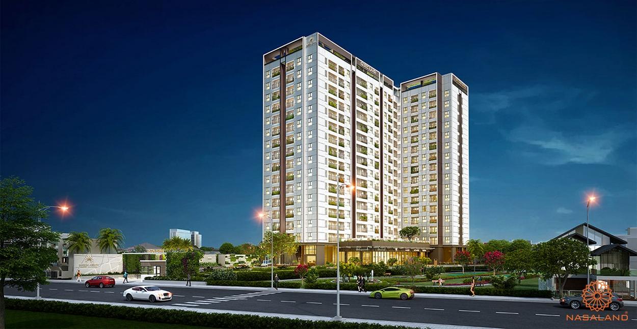 Dự án căn hộ căn hộ asiana summer chủ đầu tư Gotecland