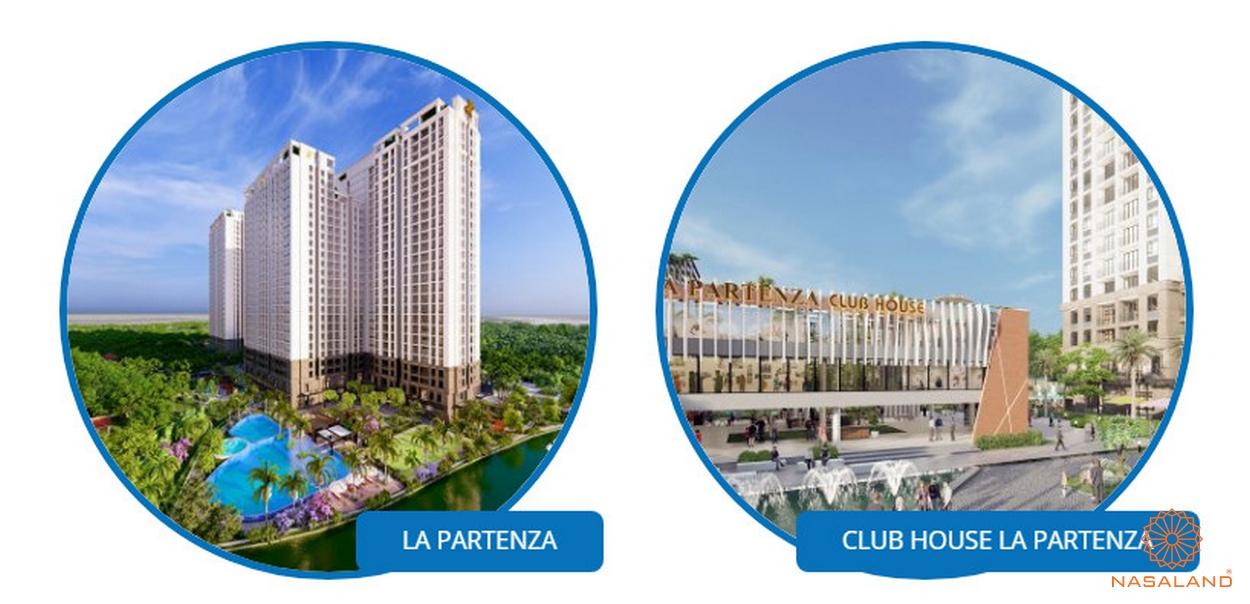 nhà đầu tư căn hộ La Partenza