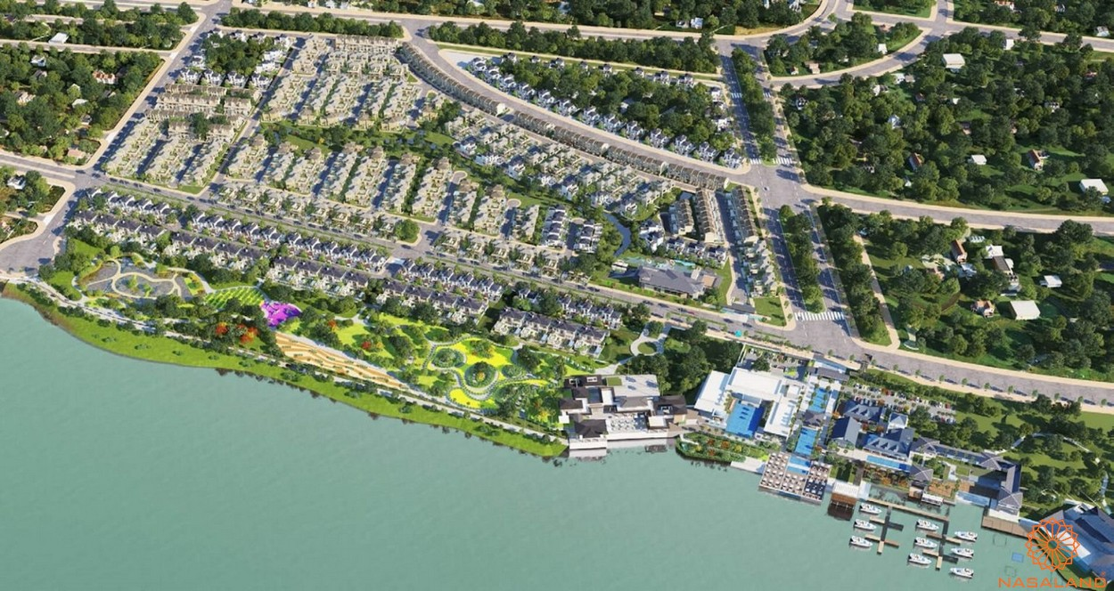 Dự án Condotel - villas Swan Bay Đại Phước