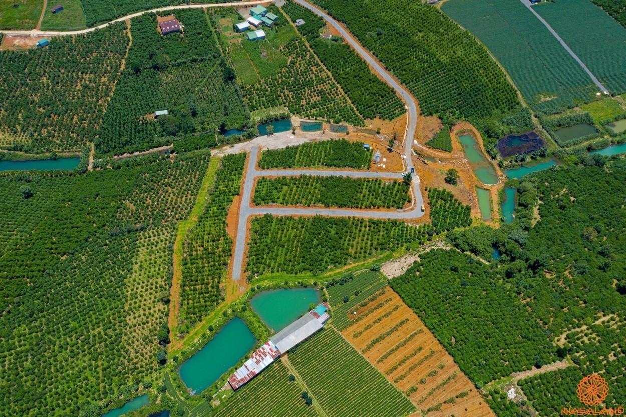 Dự án đất nền 70 Damb'ri Bảo Lộc