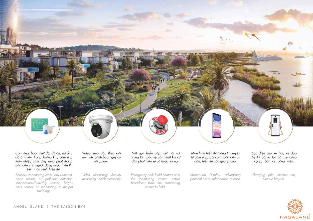 Nội thất dự án Angel Island