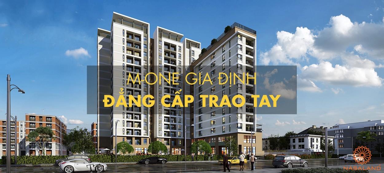 Dự án M-one Gia ĐỊnh của CDT Masterise Group