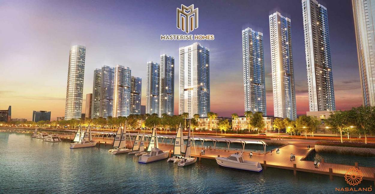 Dự án Masterise Homes Ba Son do Masterise Group đầu tư