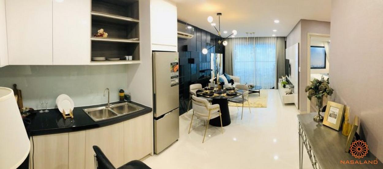 nhà mẫu căn hộ chung cư la partenza nhà mẫu