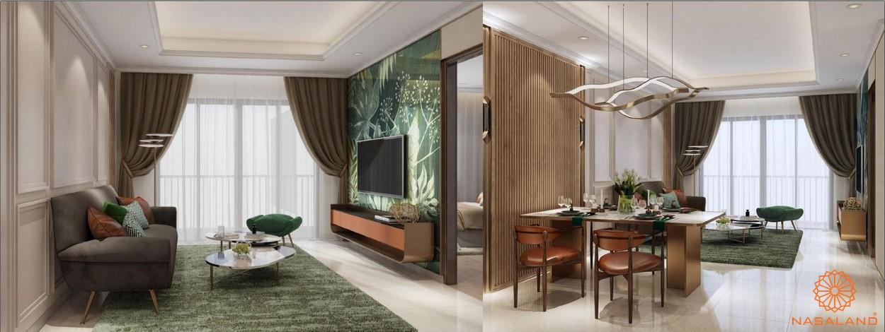 Nhà mẫu căn hộ ST Moritz Thủ Đức