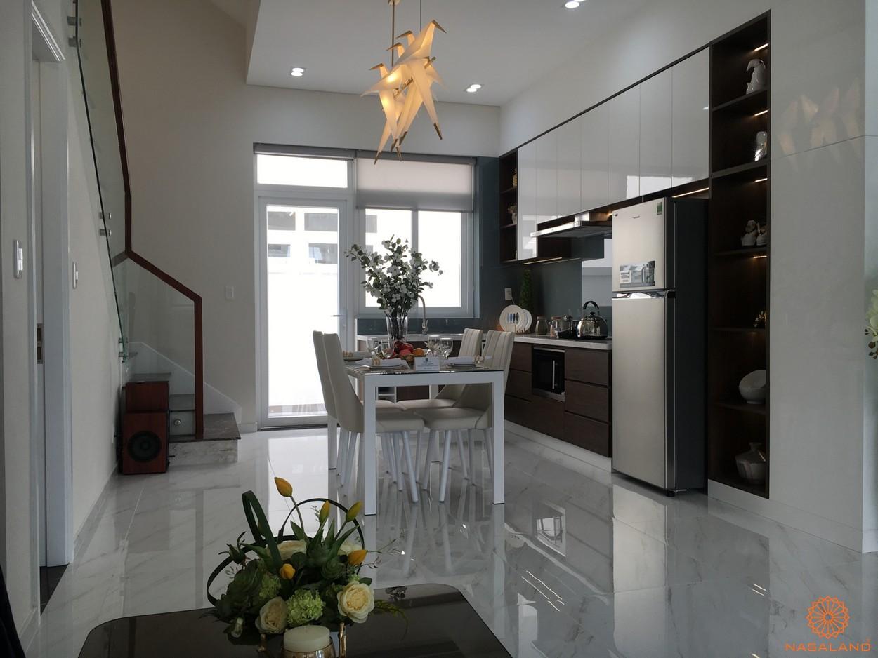 Nhà mẫu dự án căn hộ Lovera Park Bình Chánh
