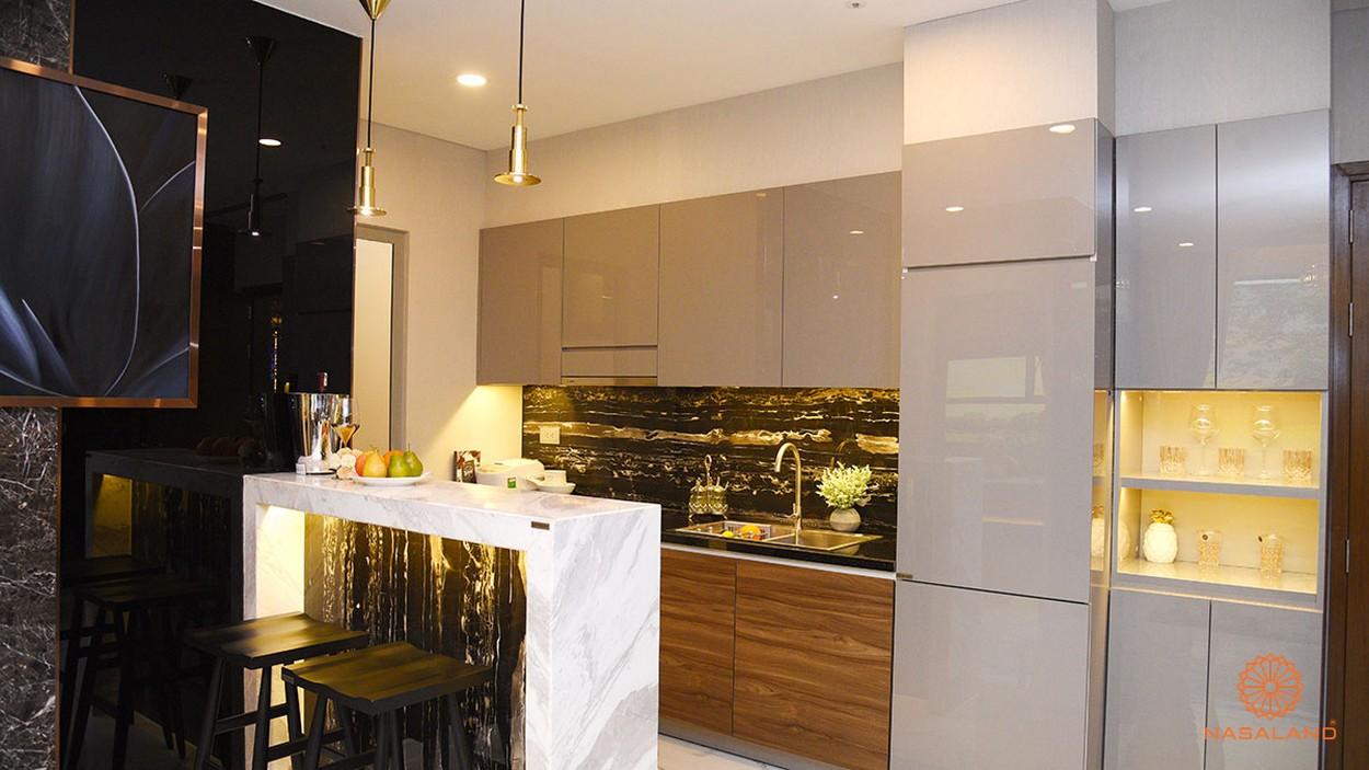 Nội thất phòng bếp tại dự án An Sương I-Park quận 12