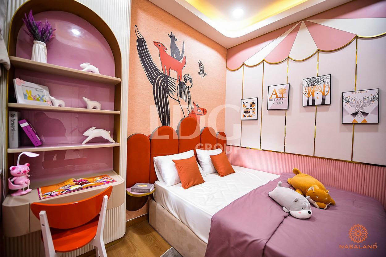 Nhà mẫu phòng ngủ trẻ em tại dự án LDG River Thủ Đức