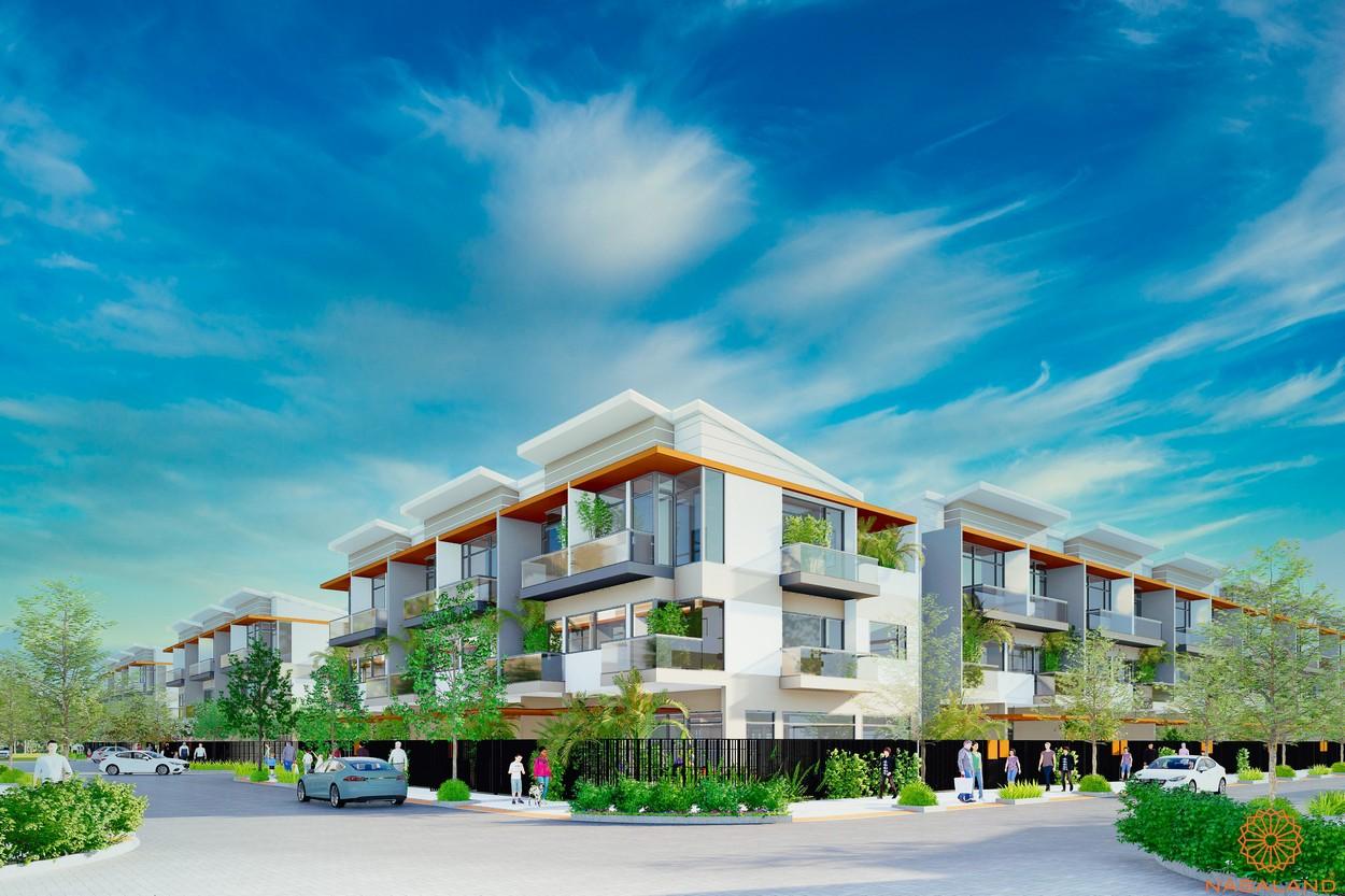 Thị trường nhà phố sản phẩm bất động sản tiềm năng