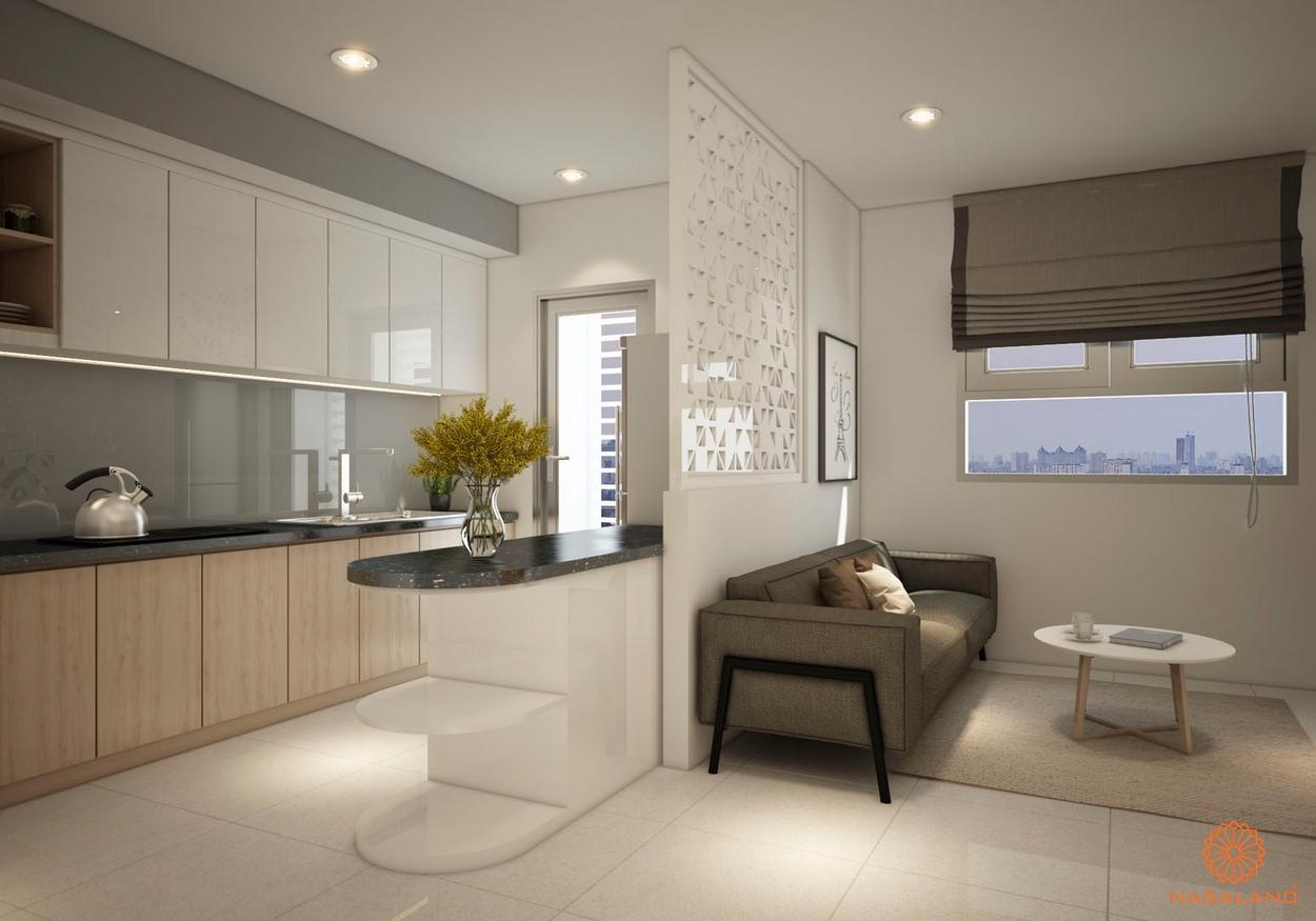 Thiết kế nội thất căn hộ La Partenza - Nhà Bè