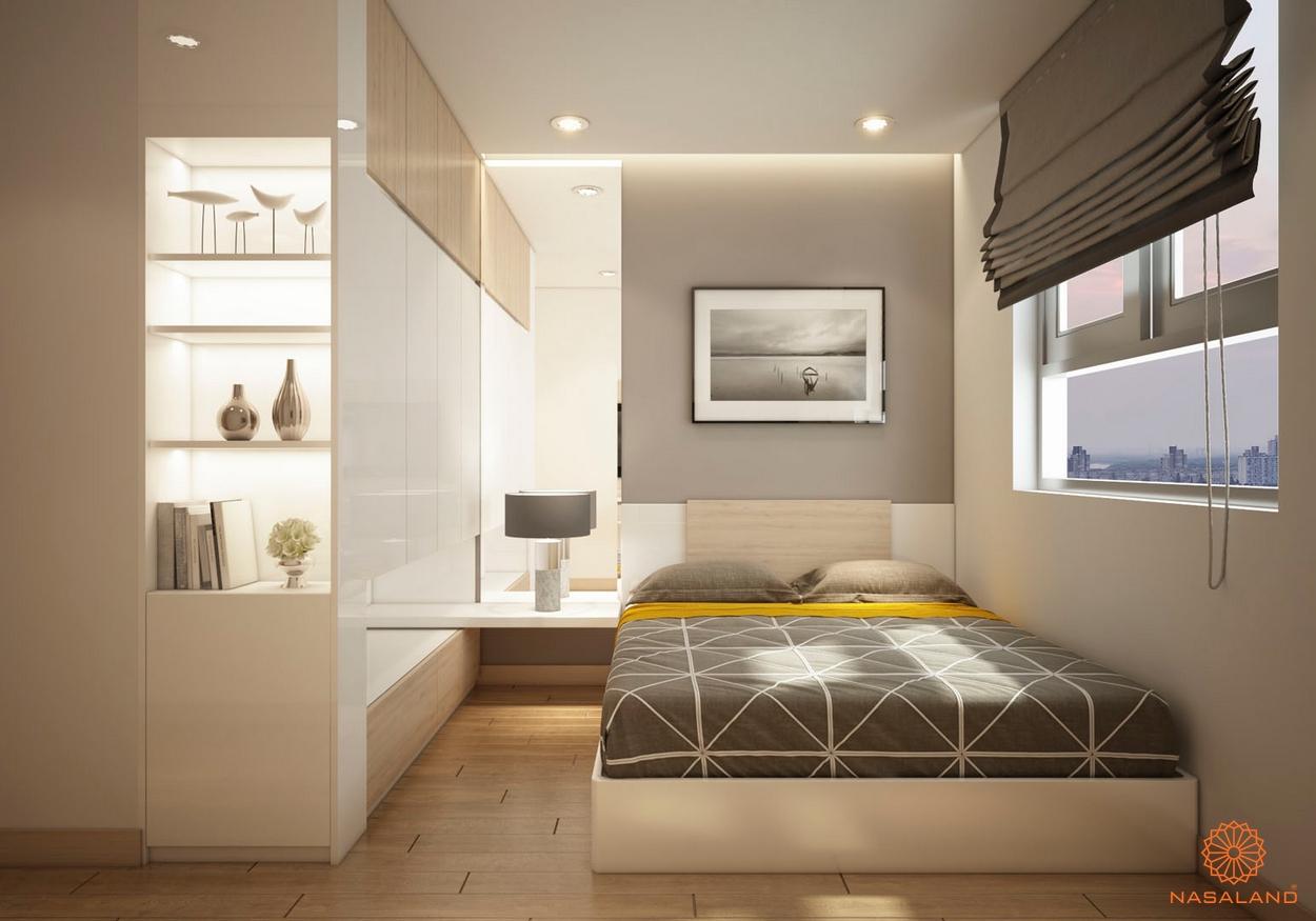 nội thất căn hộ La Partenza