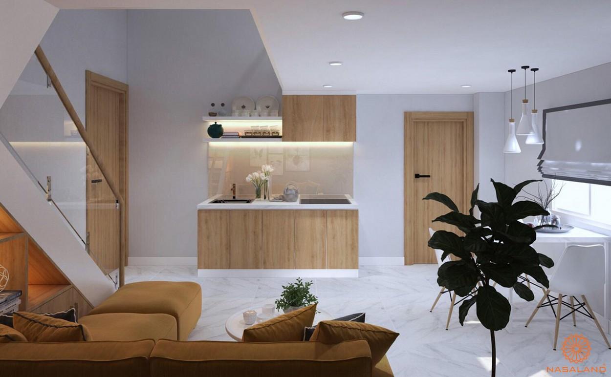 Nội thất dự án căn hộ 9x Golden Stella Bình Tân
