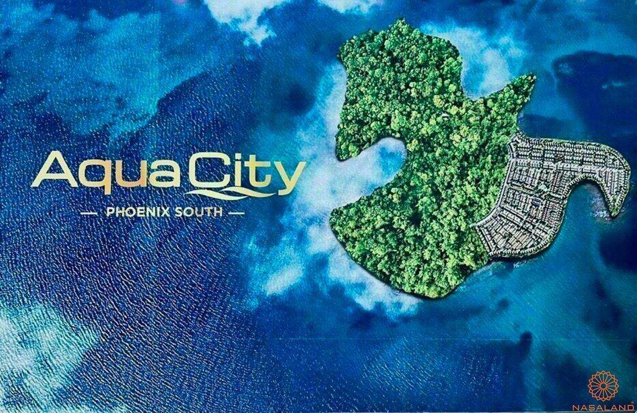 Phối cảnh dự án Aqua City Đảo Phượng Hoàng
