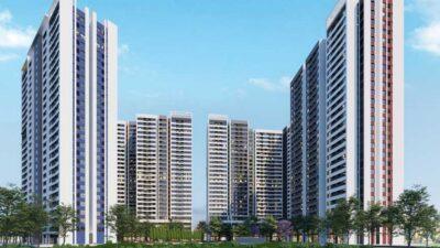 Phối cảnh căn hộ chung cư Aio City