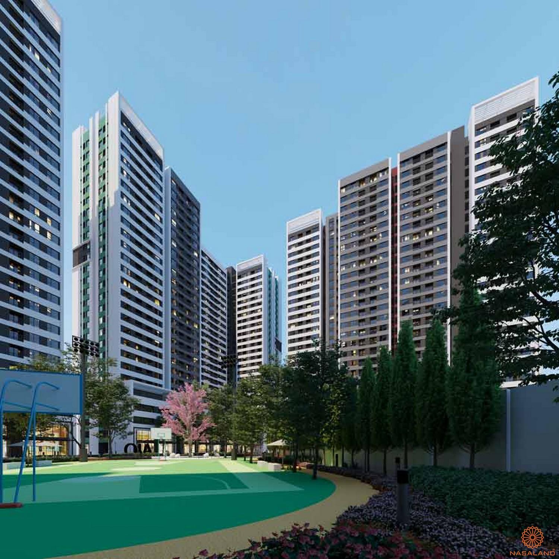 Phối cảnh dự án căn hộ chung cư Aio City