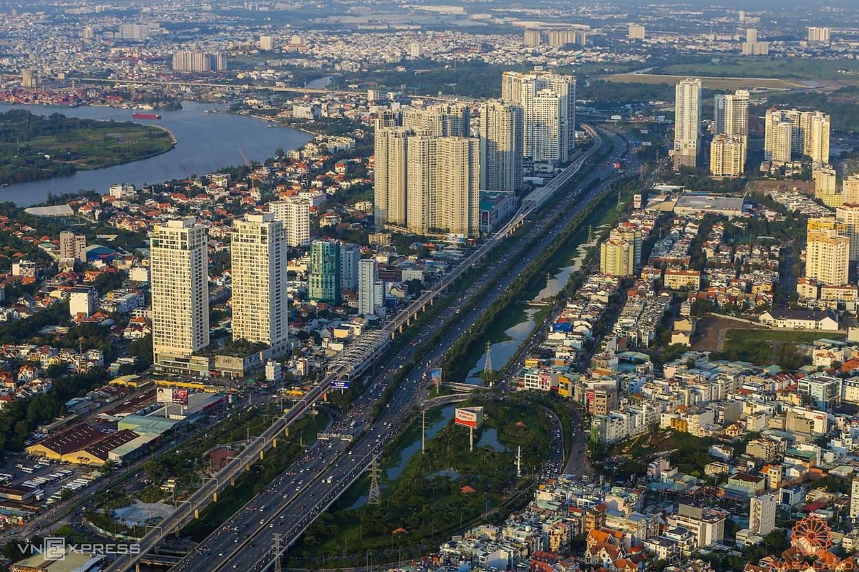 Thị trường nhà phố trong những năm gần đây