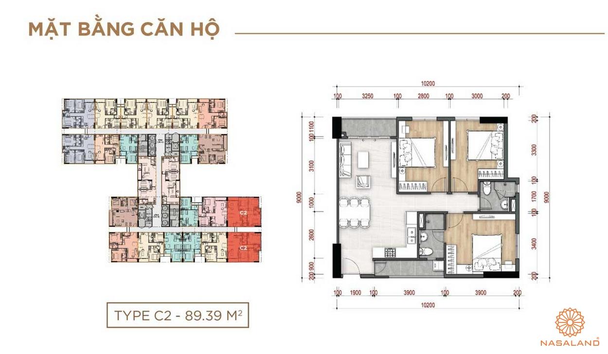 thiết kế cho căn hộ chung cư la partenza