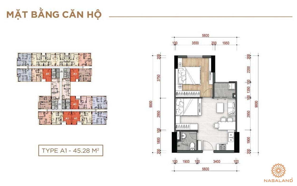 la partenza thiết kế căn hộ cao cấp