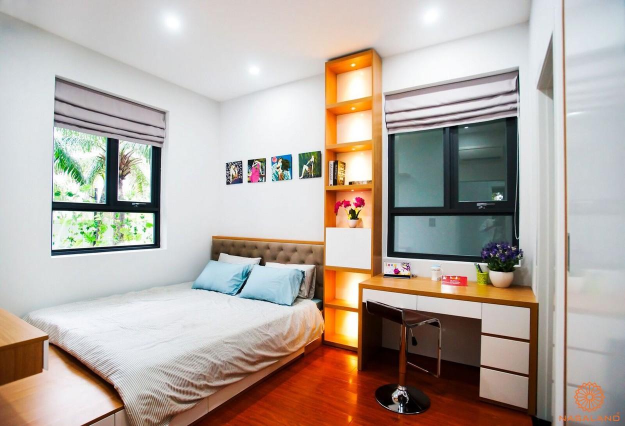 Thiết kế dự án căn hộ Saigon Intela