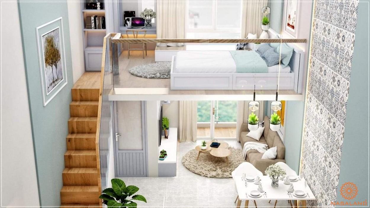 Thiết kế dự án căn hộ 9x Golden Stella Bình Tân