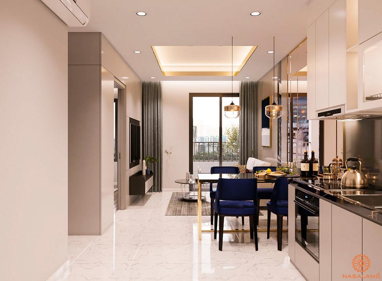 Thiết kế dự án căn hộ Happy One Central Bình Dương