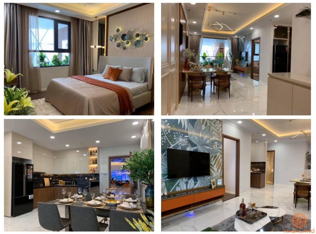 Thiết kế dự án căn hộ Opal Boulevard Bình Dương
