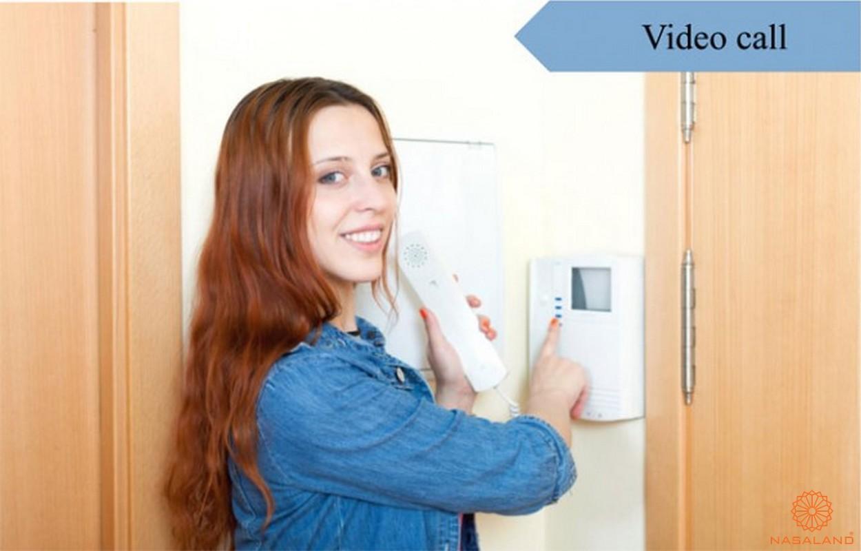 Nội thất căn hộ An Gia Star - video call