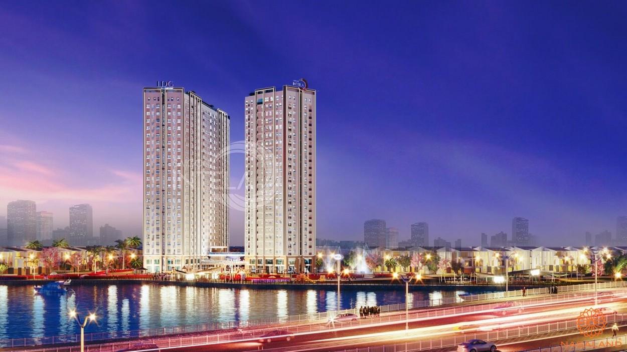 Tổng thể dự án căn hộ Saigon Intela