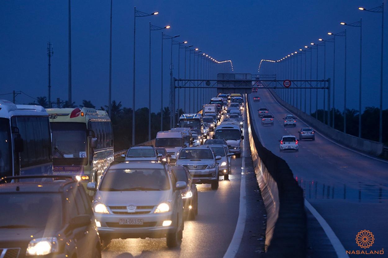 mở rộng cao tốc Long Thành TPHCM