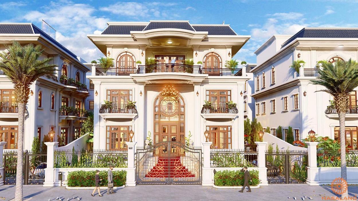 Nhà mẫu dự án khu đô thị Vạn Phúc City Thủ Đức - Biệt thự