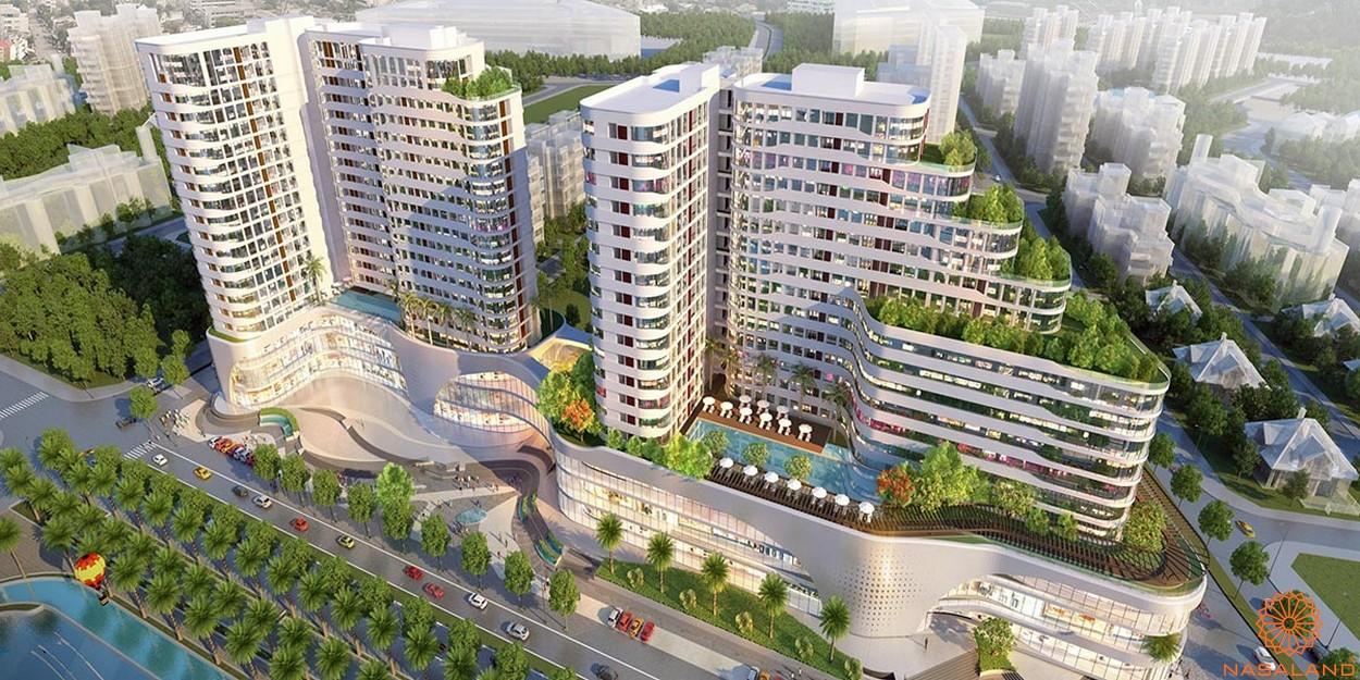Nhà mẫu dự án khu đô thị Vạn Phúc City Thủ Đức - Căn hộ