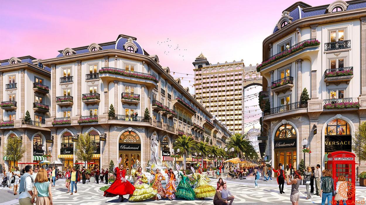 Nhà mẫu dự án khu đô thị Vạn Phúc City Thủ Đức - Nhà phố