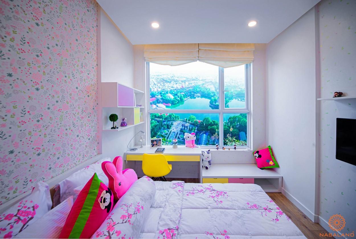 Nội thất dự án chung cư Diamond Lotus Lake View Tân Phú - Phòng ngủ