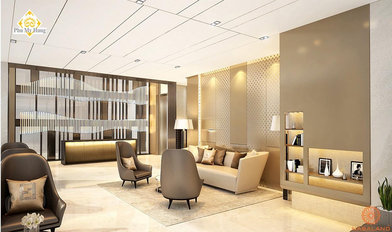 Nội thất dự án căn hộ chung cư Saigon South Residence Nhà Bè