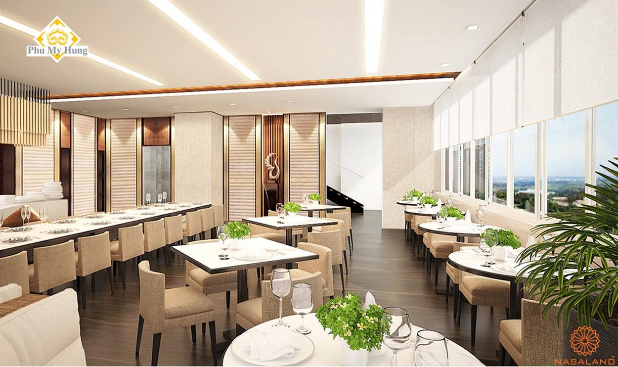 Thiết kế dự án căn hộ chung cư Saigon South Residence Nhà Bè