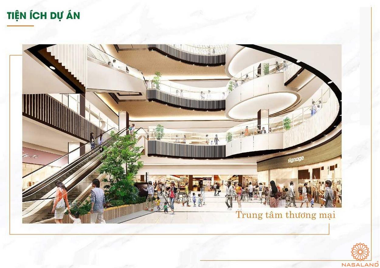 Tiện ích dự án căn hộ Phúc Yên Prosper Phố Đông Thủ Đức - TTTM
