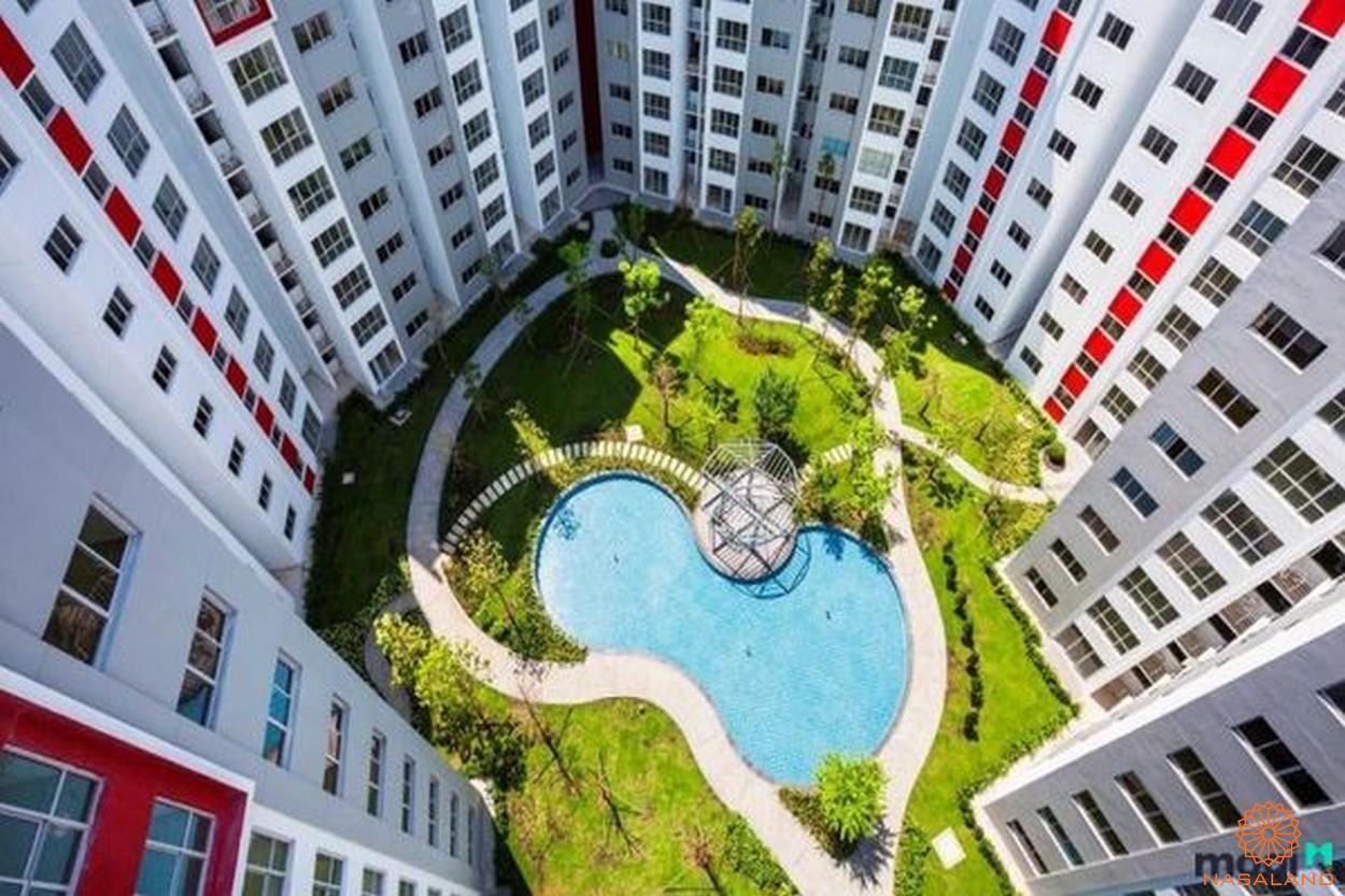 Tiện ích nội khu dự án căn hộ Celadon CIty
