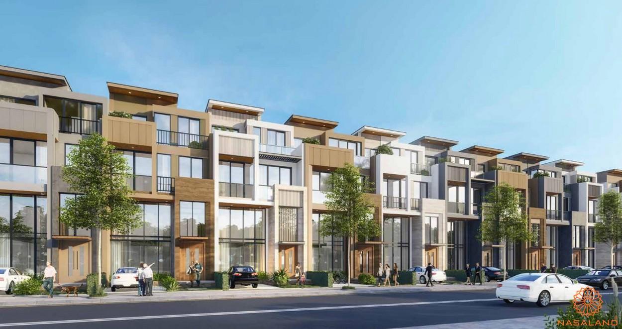 Nhà mẫu dự án căn hộ The 9 Stellars quận 9